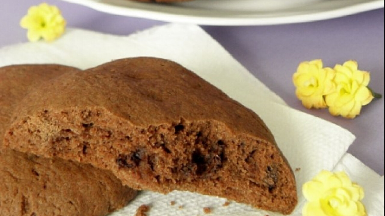 Pufók csokis kekszek