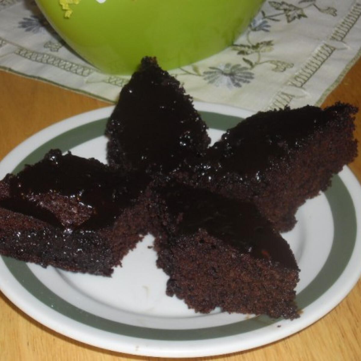 Ezen a képen: Csokis kocka helena konyhájából