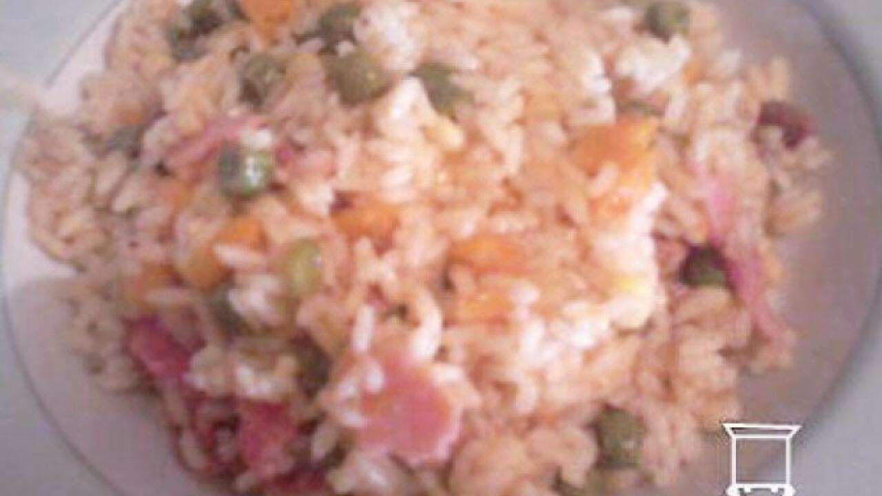 Gazdag basmati rizs Süti konyhájából