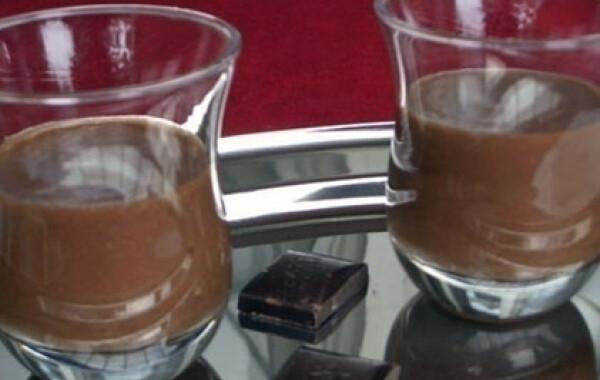 Csokoládé likőr