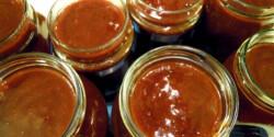 Fahéjas szilvalekvár dorcus konyhájából