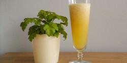 Almás ananász-smoothie