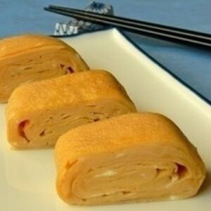 Tamagoyaki - japán omlett