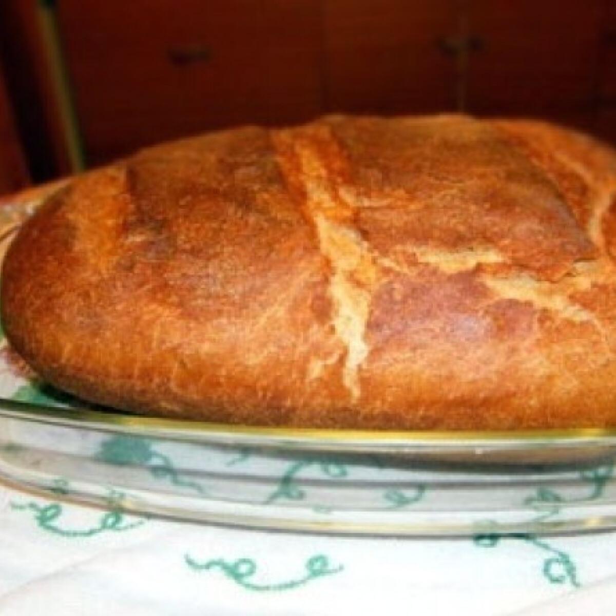 Ezen a képen: Sörös kenyér