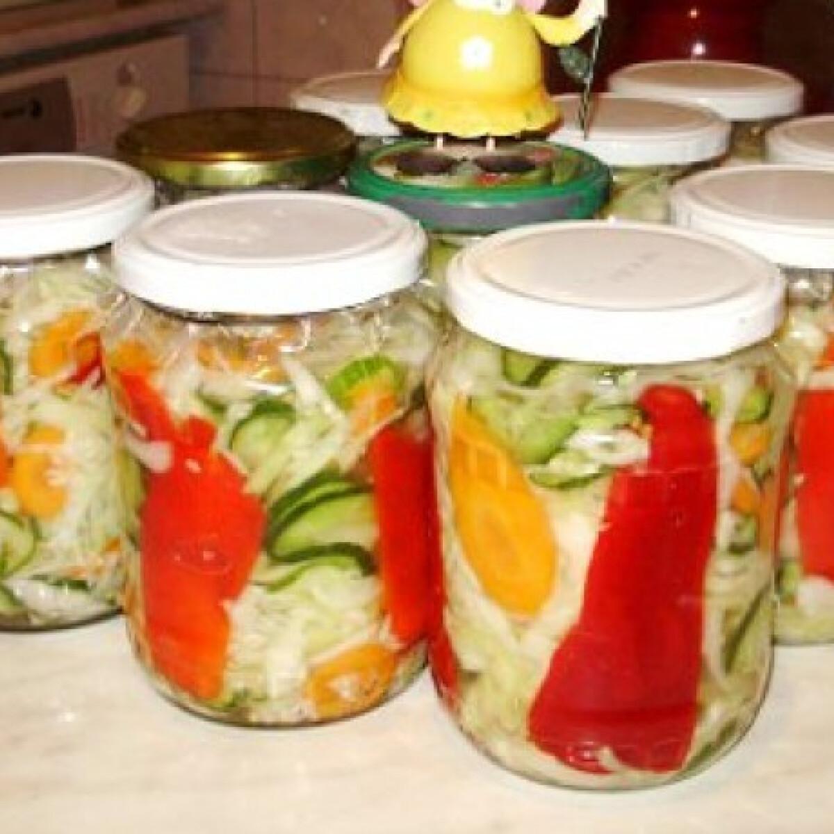 Ezen a képen: Fűszeres csalamádé