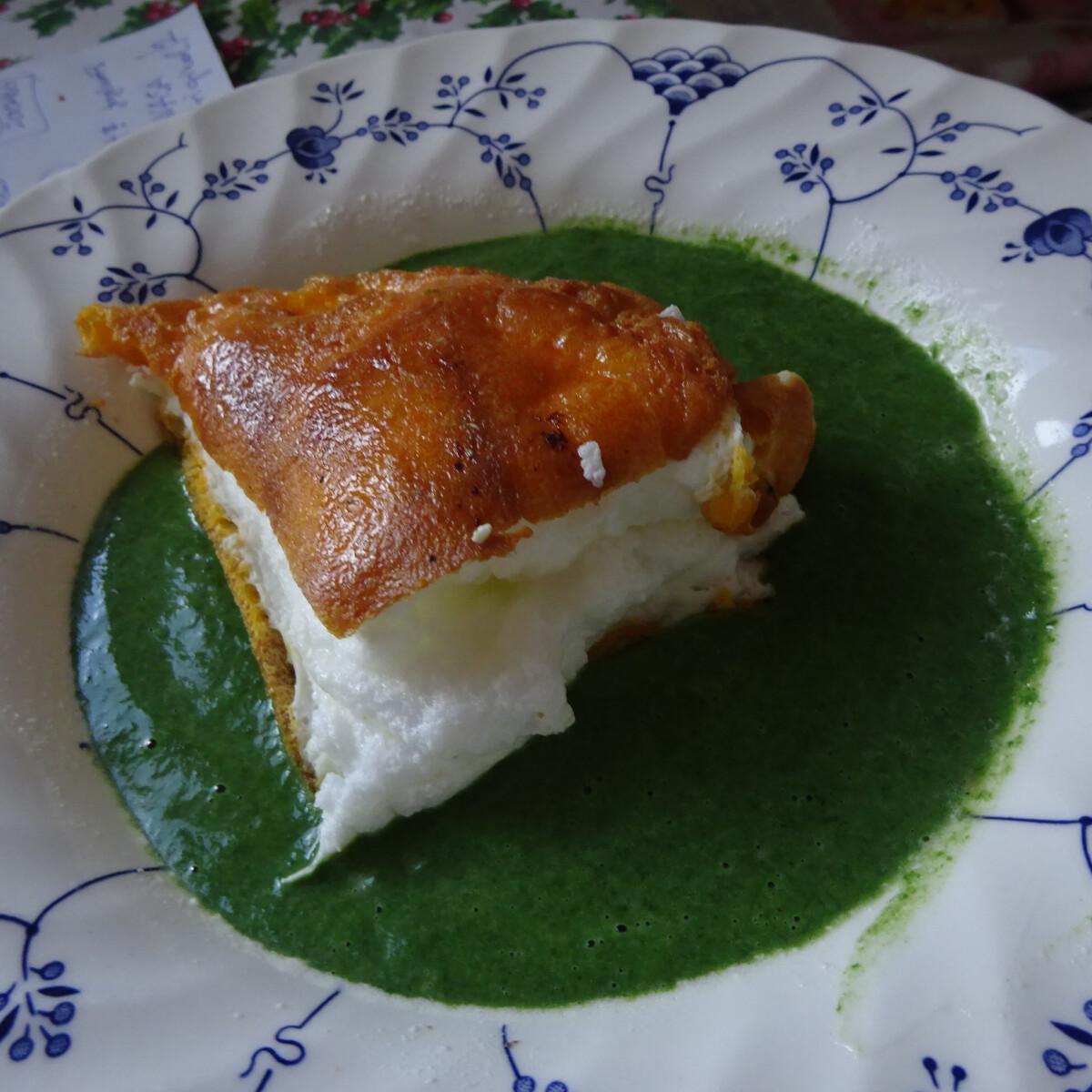 Ezen a képen: Japán omlett