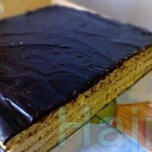 Vaníliás/karamellás krémes