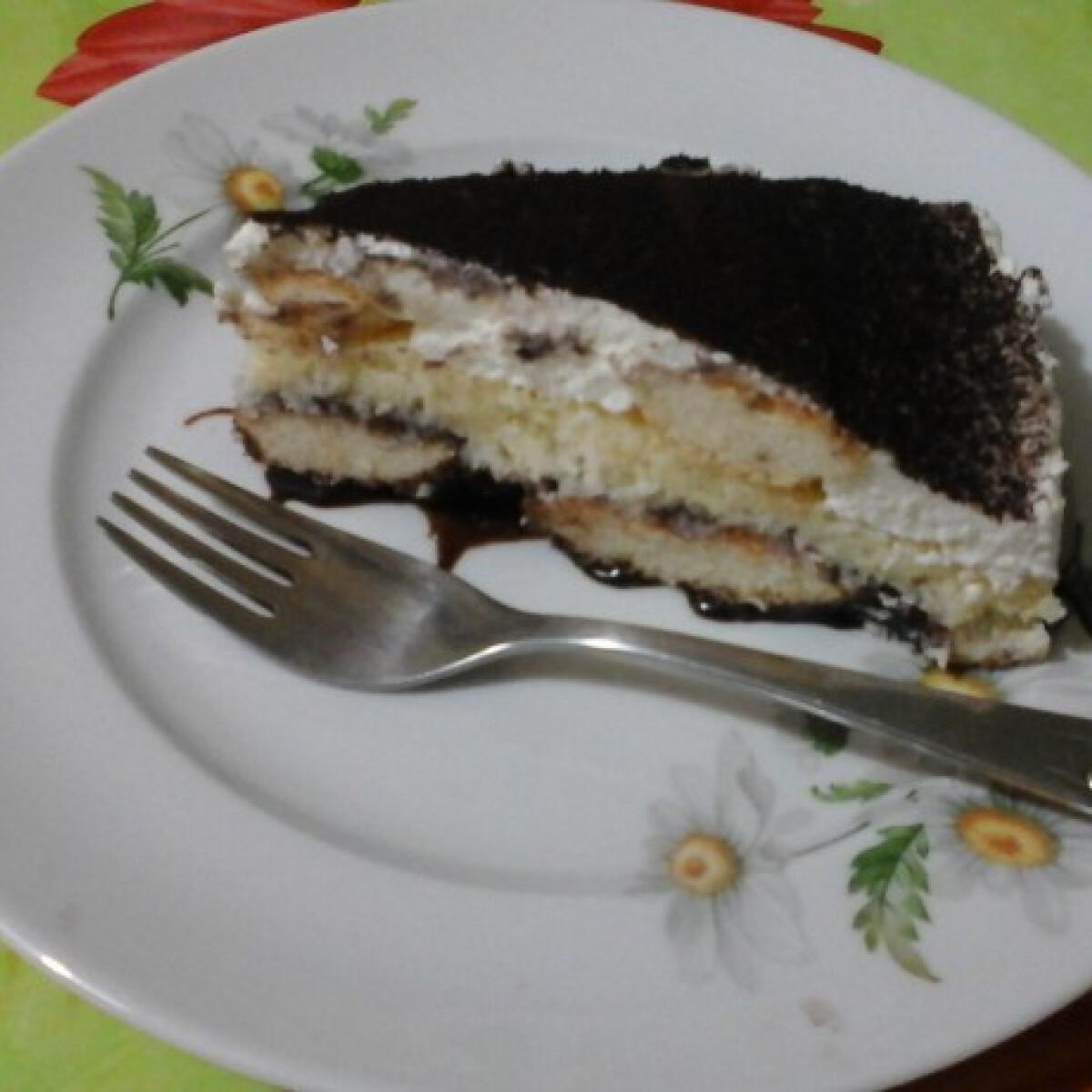 Ezen a képen: Friderika torta