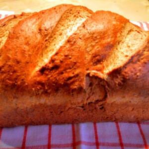 Rozsos diétás kenyér