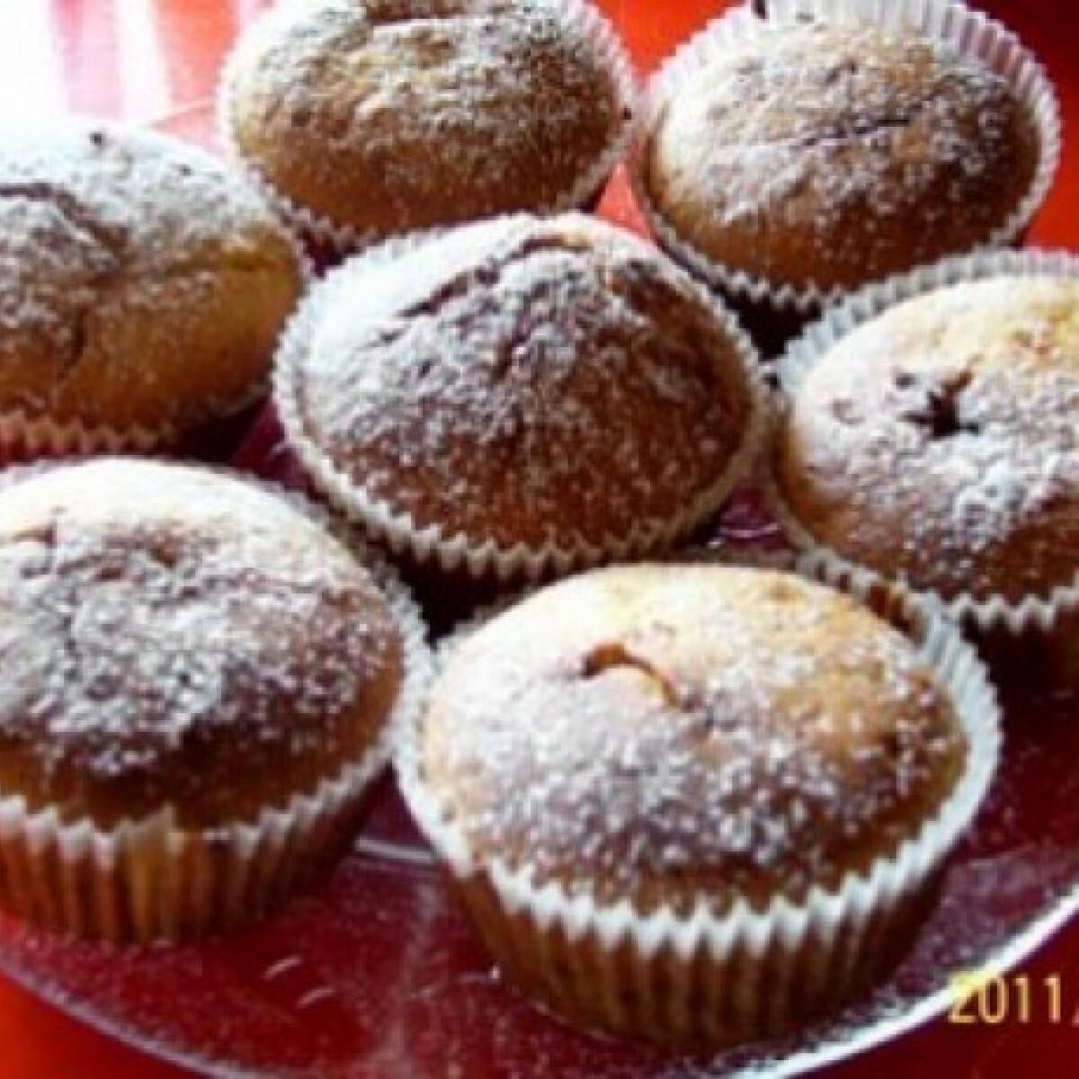 Ezen a képen: Bodzás muffin 2.