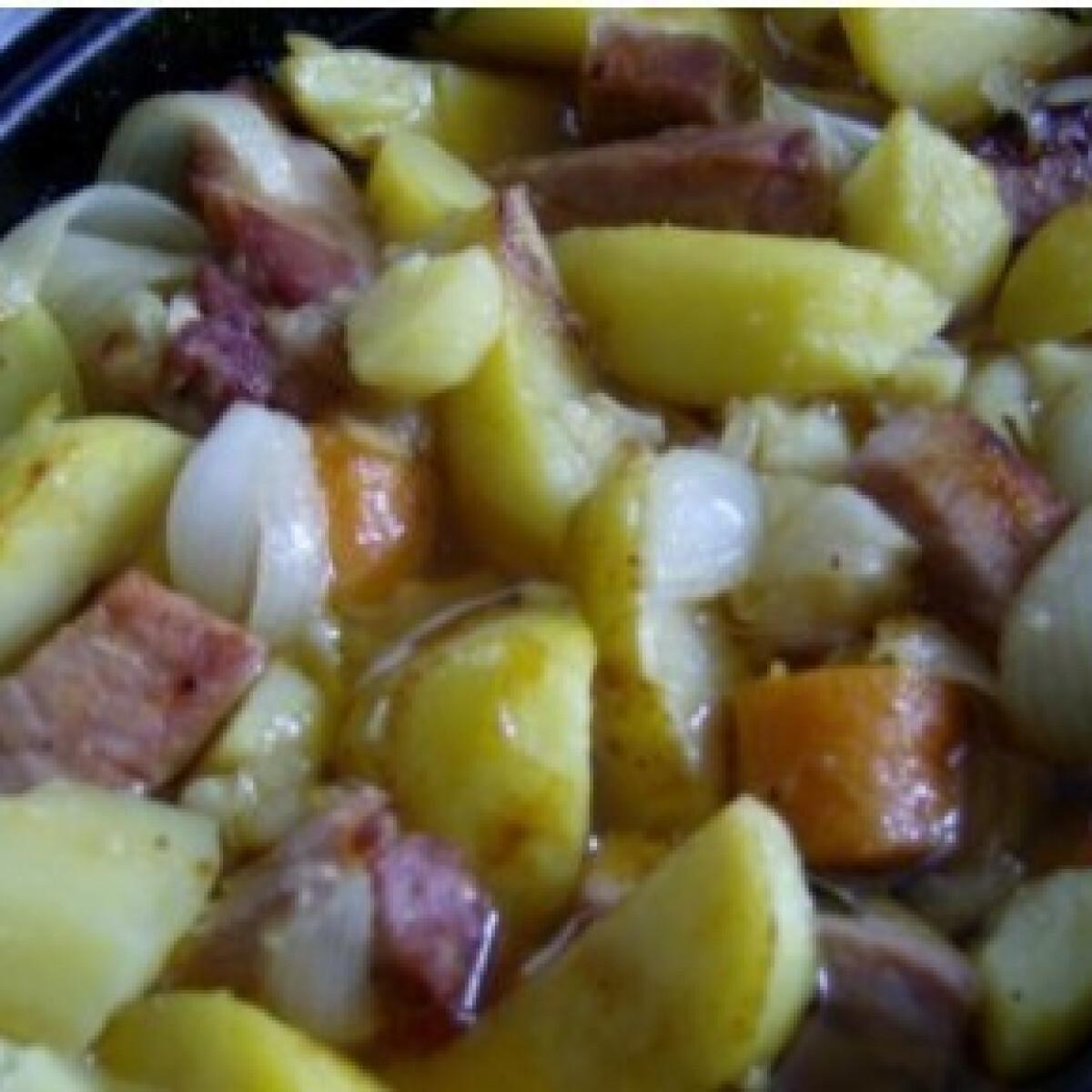 Ezen a képen: Kiadós ír stew