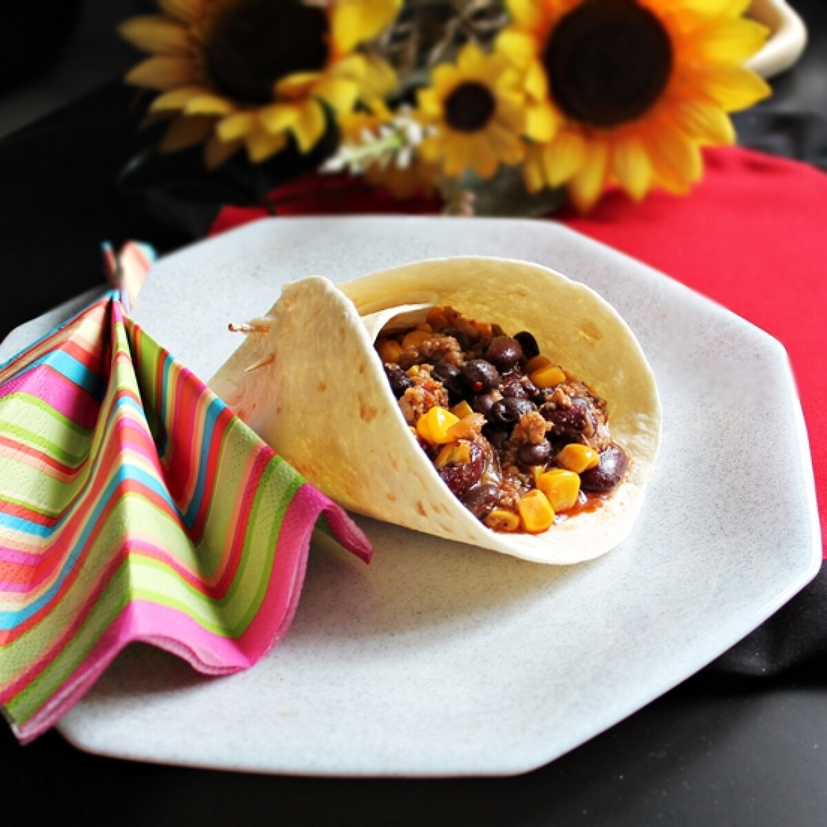 Ezen a képen: Mexikói tortillakehely