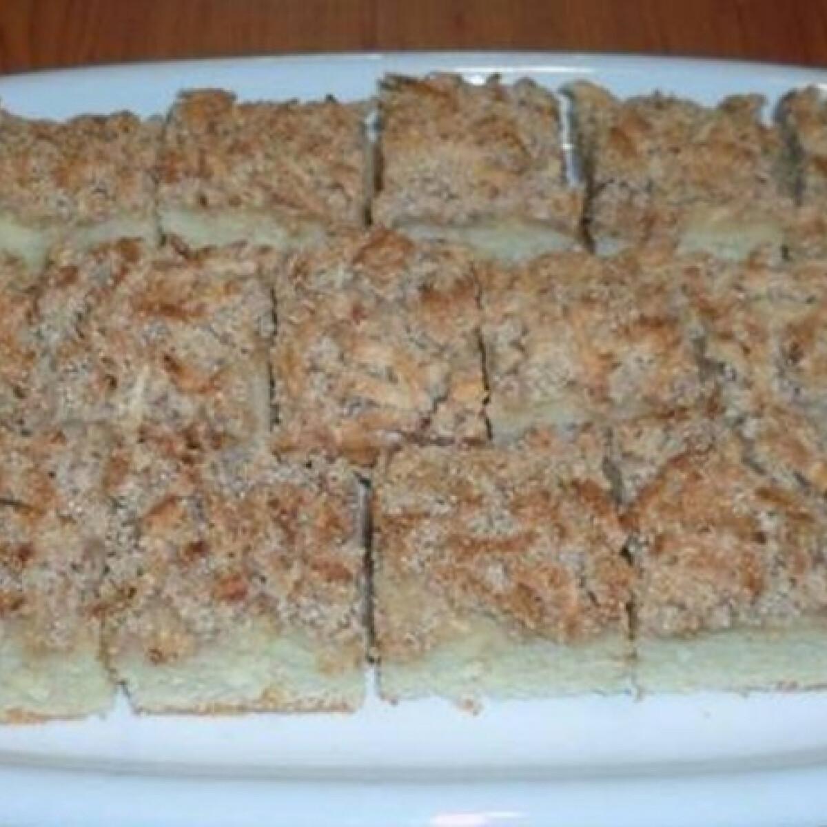 Ezen a képen: Kefires sütemény Nagymama receptjeitől