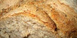 Sörös-egész zabos kenyér