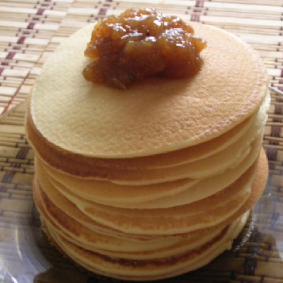 Ezen a képen: Amerikai palacsinta claris konyhájából