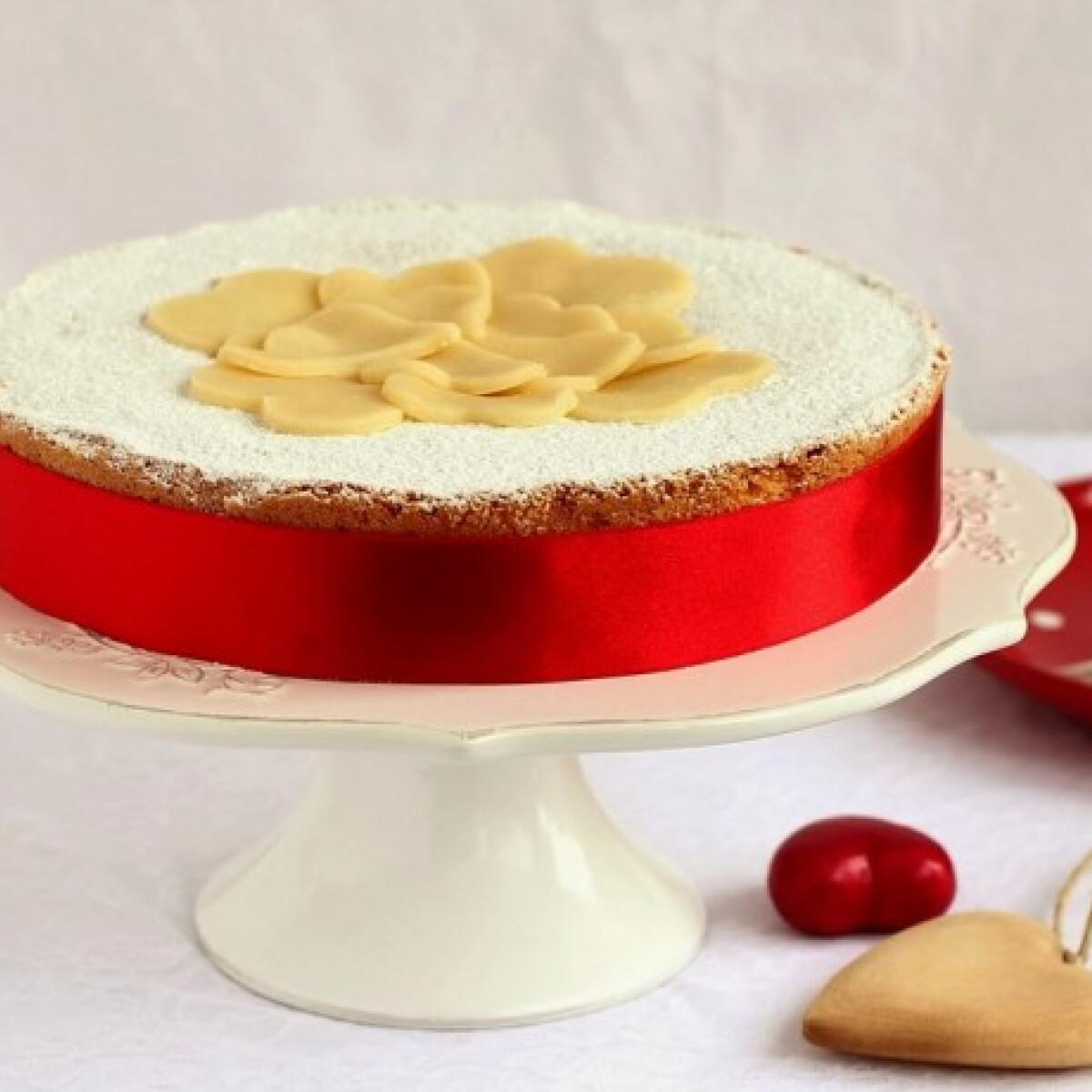 Ezen a képen: Torta paradiso