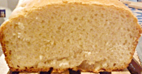 Kenyérsütőgépben készült fehér kenyér - Nosalty