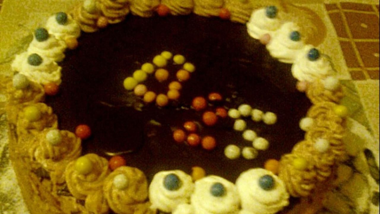 Csokitorta Dézi konyhájából