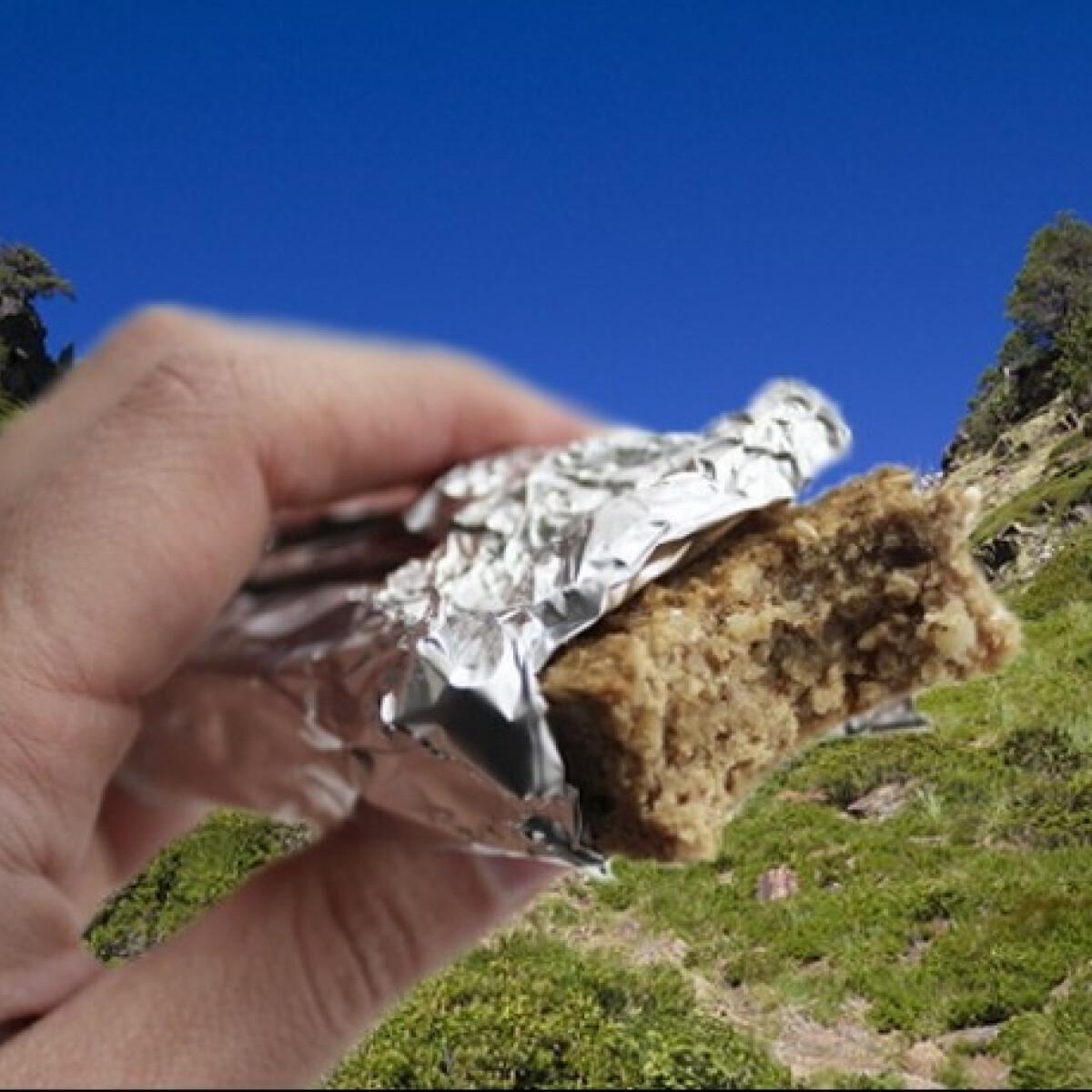 Ezen a képen: Villámgyors protein szelet