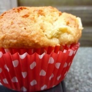 Mogyorós muffin rebarbarával