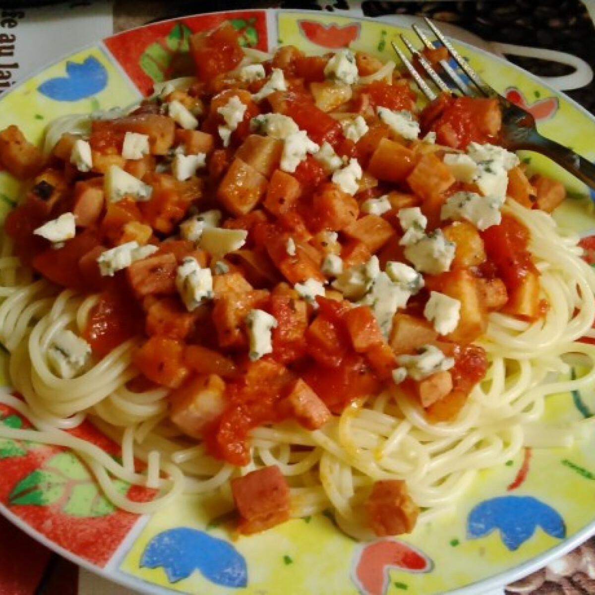 Ezen a képen: Amatriciana ahogy az olaszok eszik