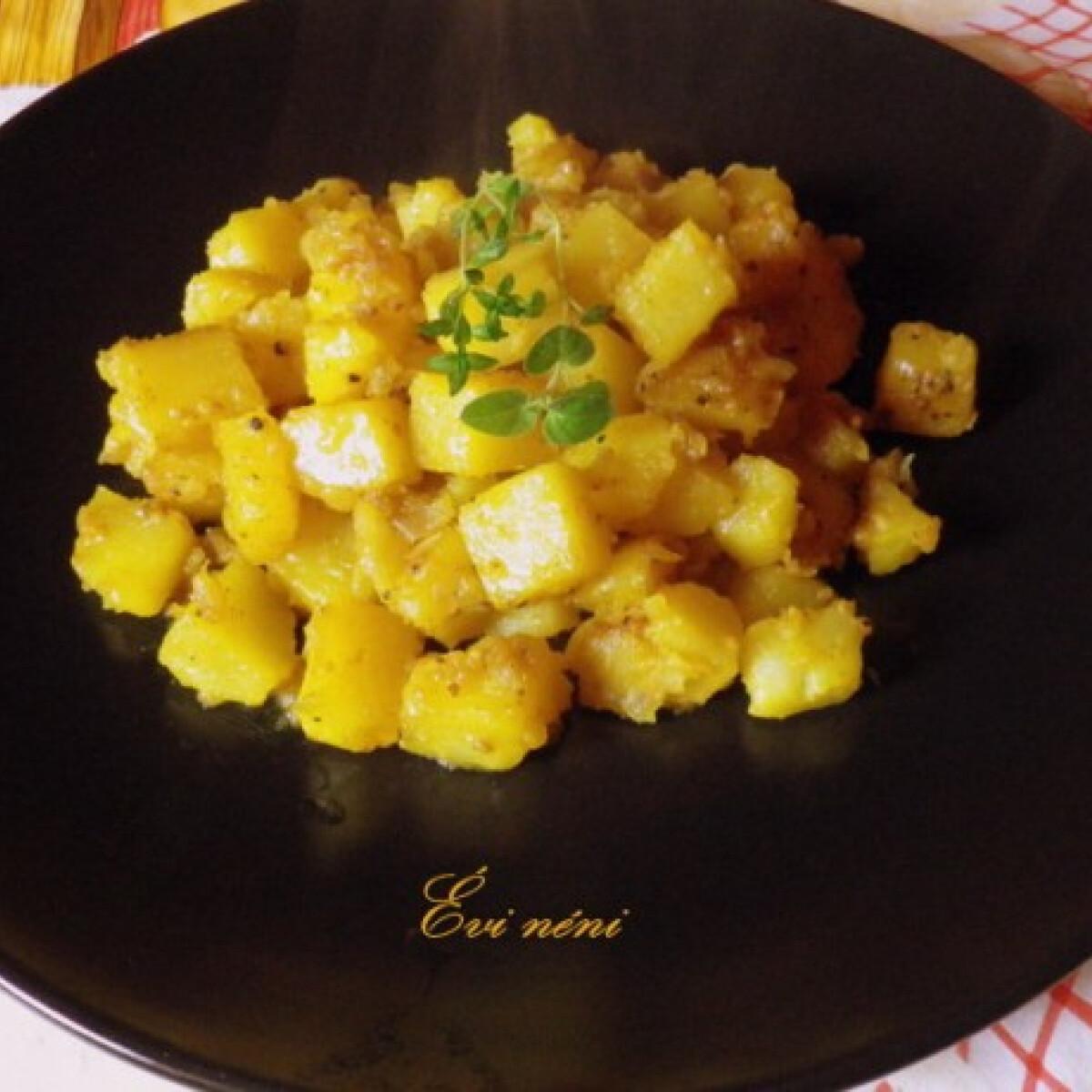 Fűszeres arab krumpli