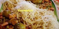 Milánói spagetti 3. - kelbimbós
