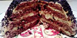 6 perces mikrós torta