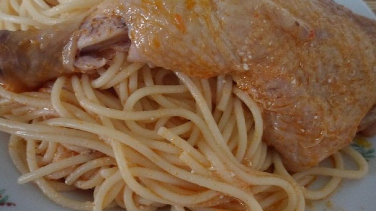 Paprikás csirke Gombóc Artúrtól