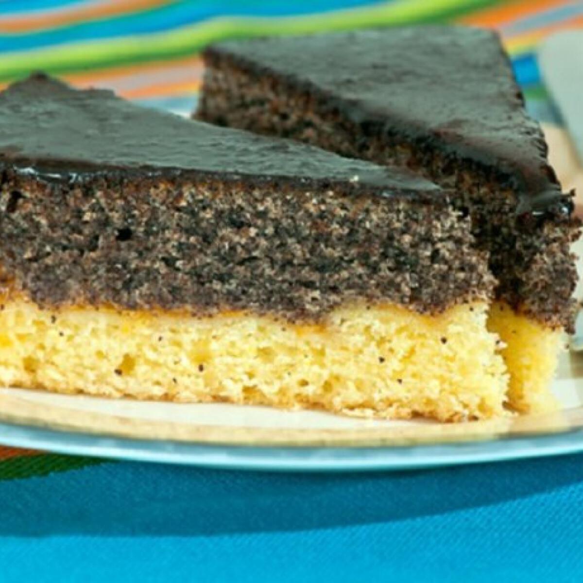 Ezen a képen: Csokis mákos