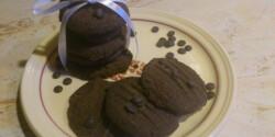 Amerikai csokis-kakaós keksz