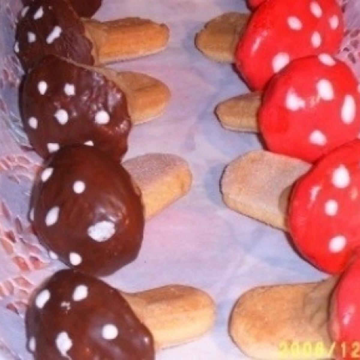 Ezen a képen: Gomba süti