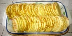 Fűszeres sajtos tallér