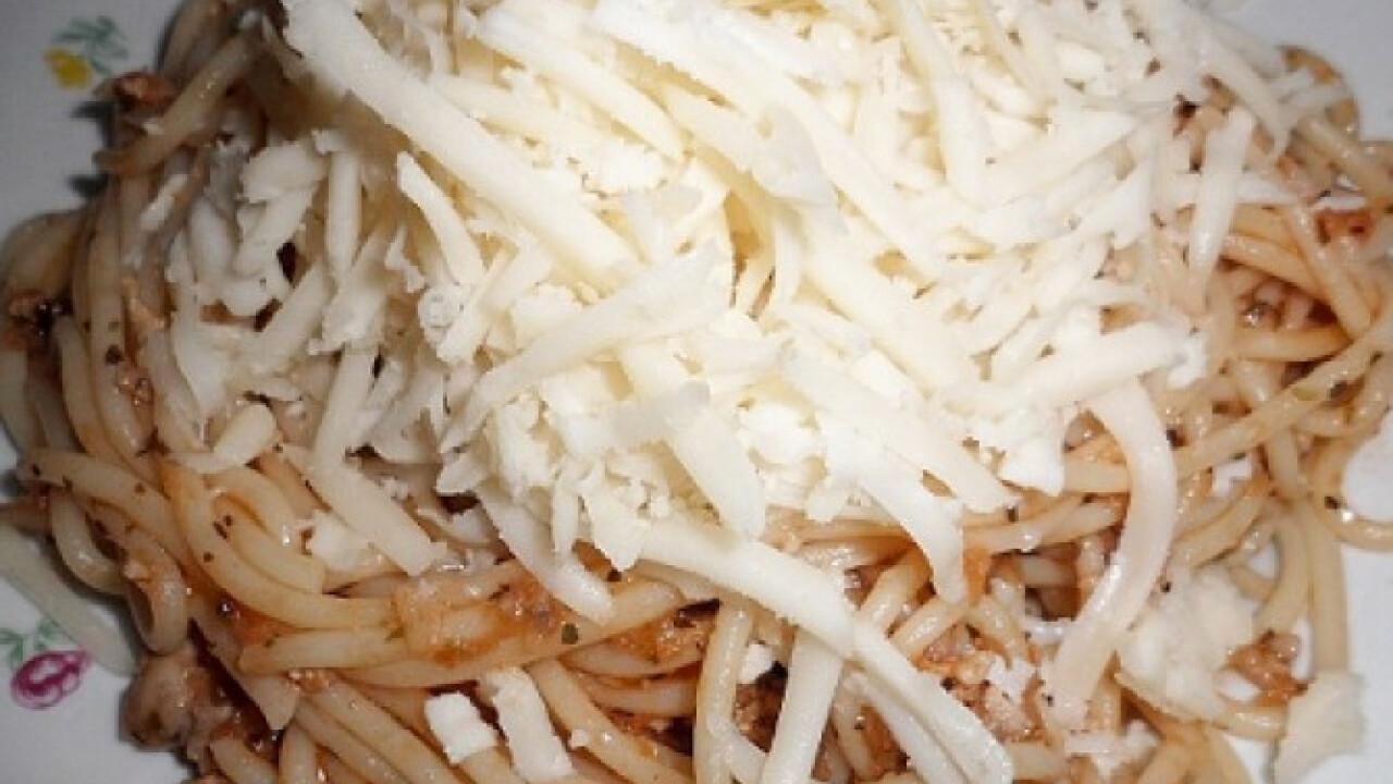Bolognai spagetti Gombóc Artúrtól