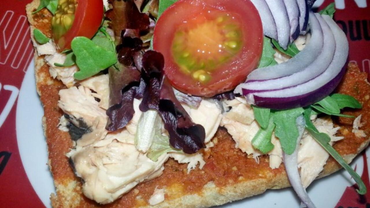 Lazacos szendvics Monique konyhájából
