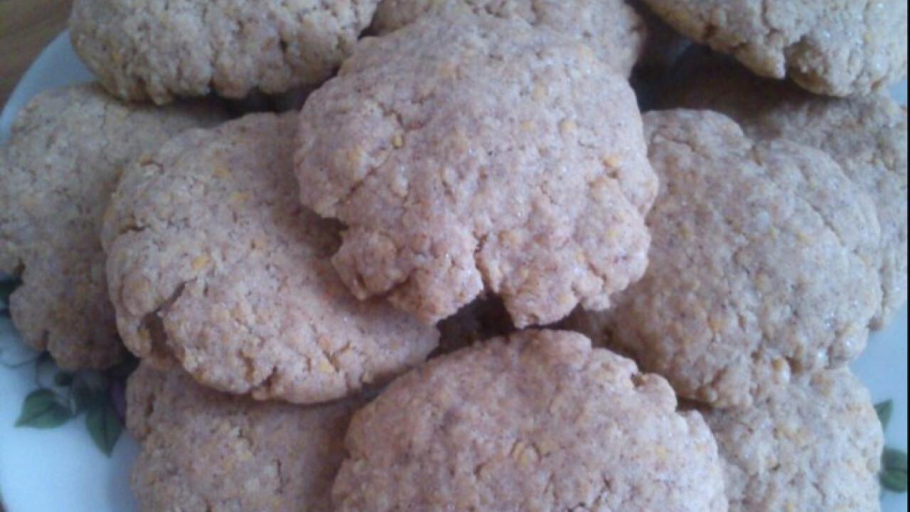 Fahéjas keksz Csilla konyhájából