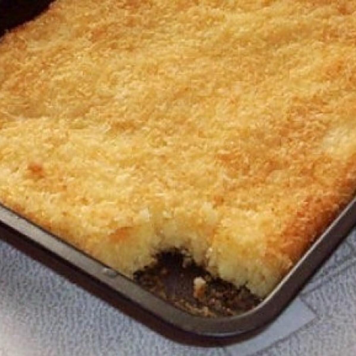 Ezen a képen: Kókuszos sütemény