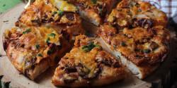 A vadász pizzája