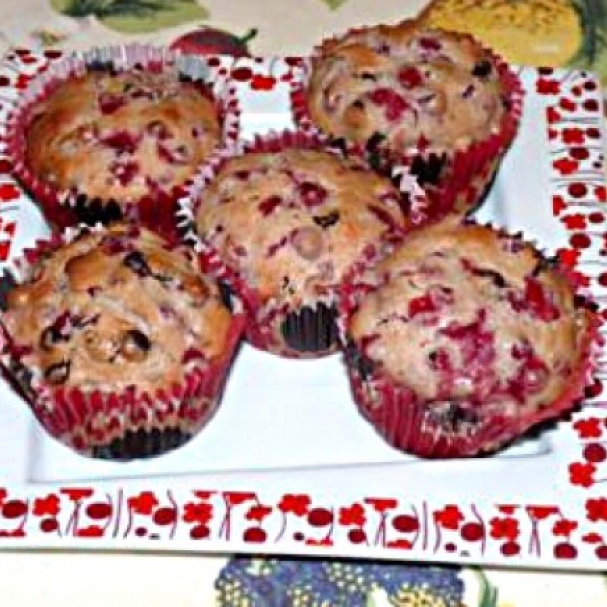 Ezen a képen: Muffin alaprecept Zsanna konyhájából