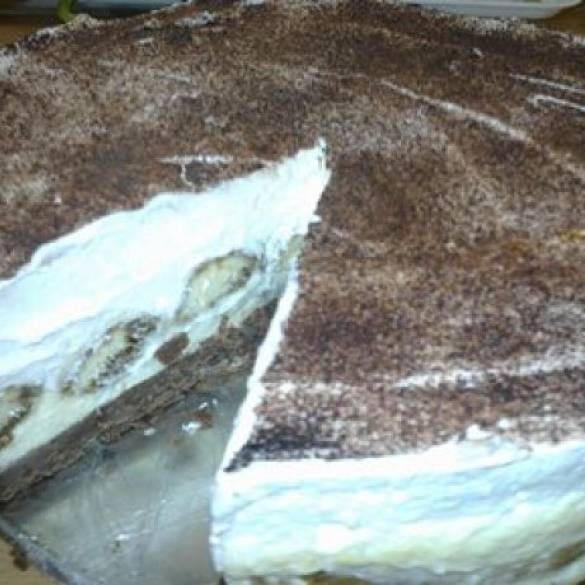 Torta doktor módra