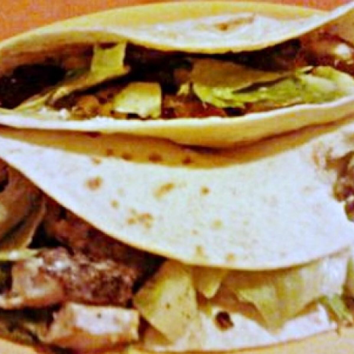 Ezen a képen: Tortilla Lina konyhájából