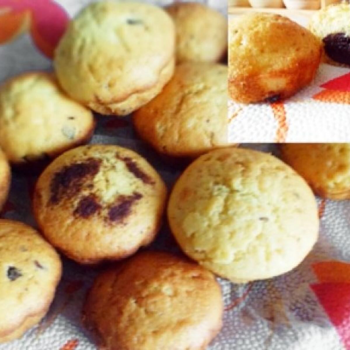 Csokipudingos muffin Réka konyhájából