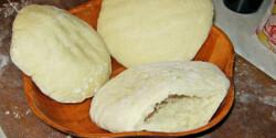 Pita zsebbel Iluska konyhájából