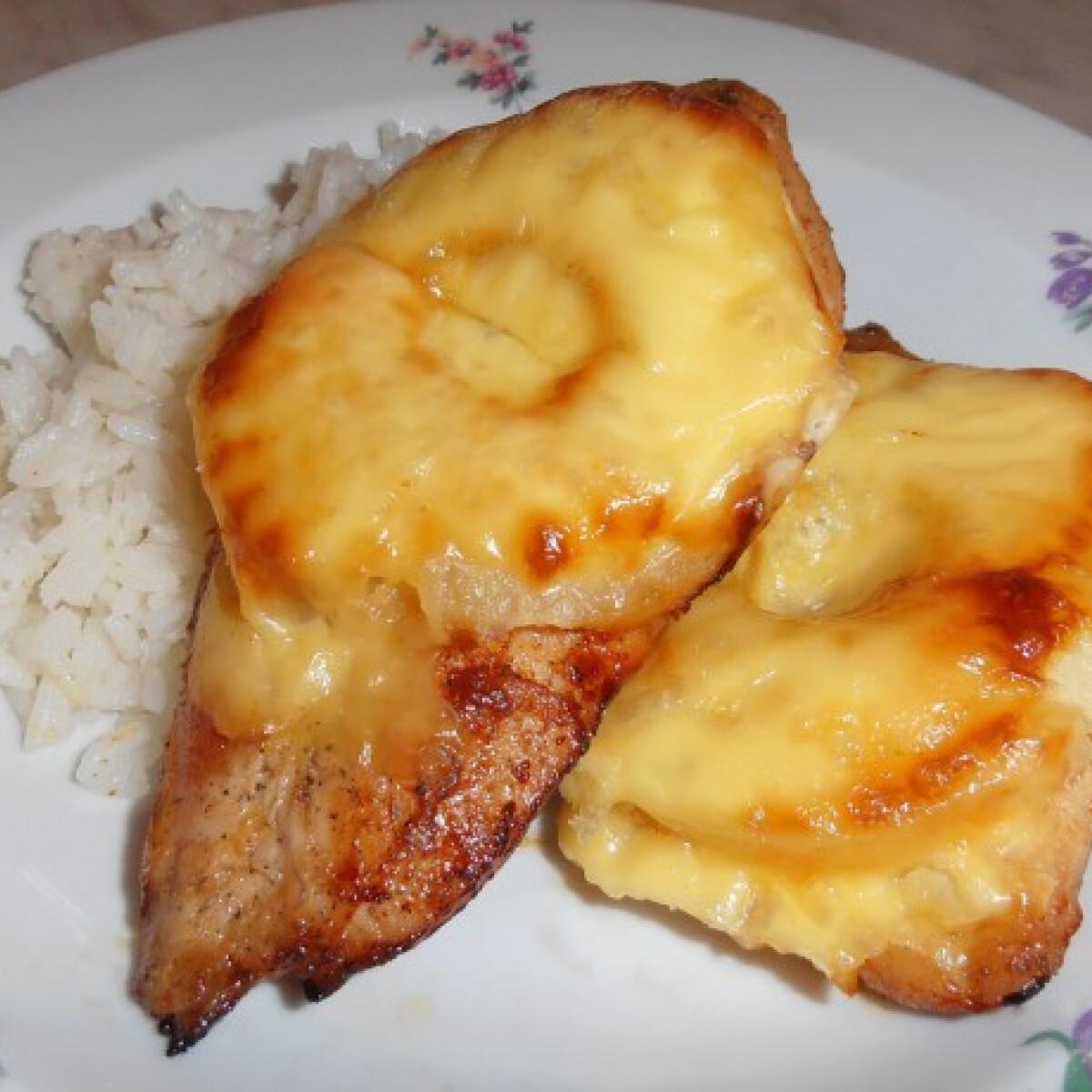 Csirkemell Hawaii módra Jill konyhájából