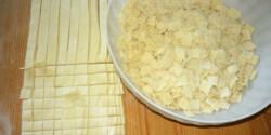 Házi tészta ahogy sanild készíti