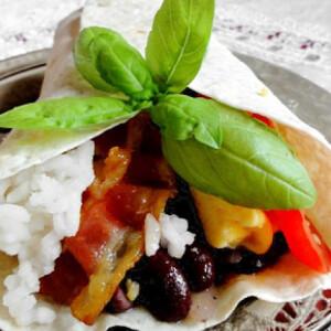 Morning burrito