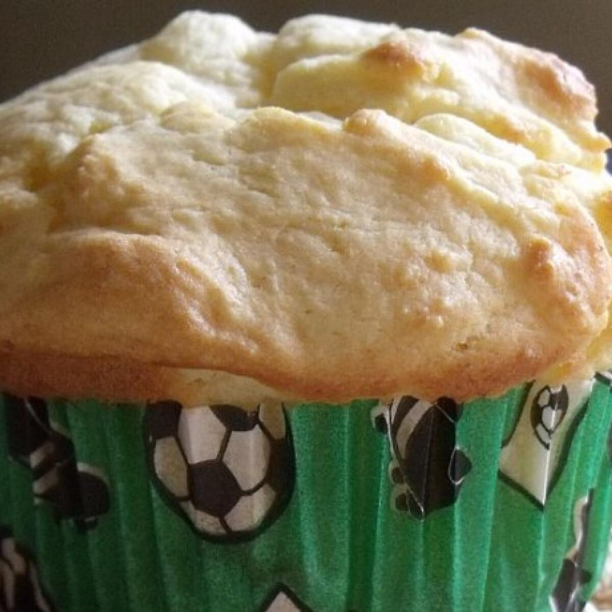 Ricotta muffin