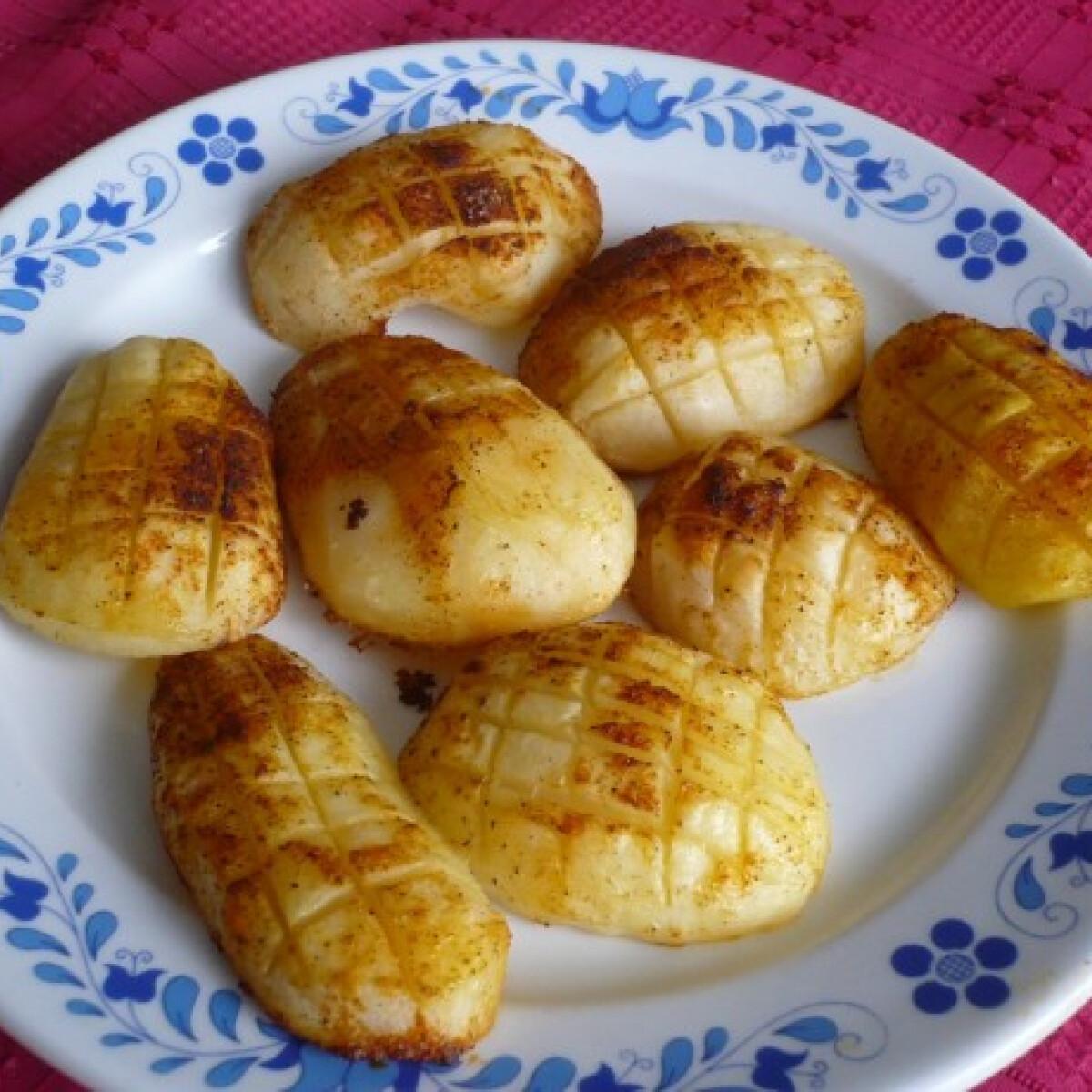 Ezen a képen: Pikáns krumpli