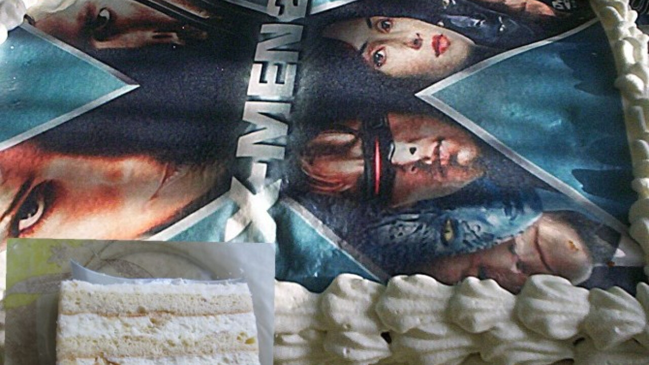 Karamell torta Scarlett konyhájából