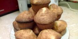 Körtés-gyömbéres muffin